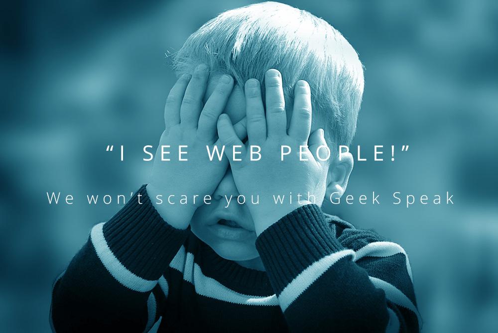 Web Designer Scottish Borders